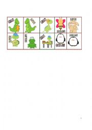 English Worksheet: REWARD STICKERS