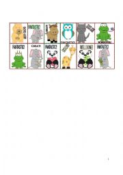 English Worksheet: REWARD STICKERS part 2