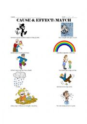 Cause & Effect Match