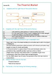 34 Icivics The Market Economy Worksheet Answers ...