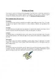 Letter to government - to write literature review structure