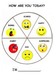 Feeling faces printable coloring sheet | Feelings chart, Students ...