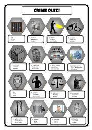 Crime Quiz