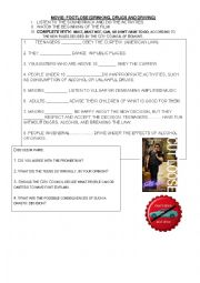 English Worksheet: MODALS FOR PROHIBITION AND OBLIGATION