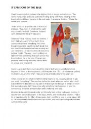 English Worksheet: Bethany Hamilton