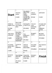 English Worksheet: Hypothetical Present Situations-wish/if only/it´s time/would rather