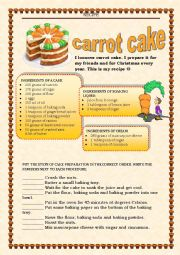English Worksheet: Vocabulary Revision 6A - ways of cooking - RECIPE with key