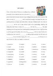 english worksheets personality worksheets page 21. Black Bedroom Furniture Sets. Home Design Ideas