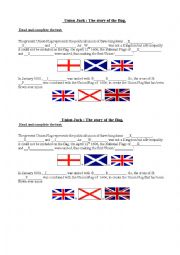 English Worksheet: Union Jack
