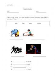 My Gymnastics Class