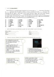 English Worksheet: Shawn Mendes �Stitches�