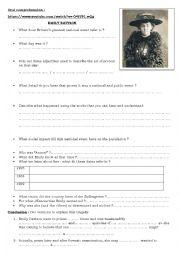 english worksheets using movies worksheets page 173. Black Bedroom Furniture Sets. Home Design Ideas
