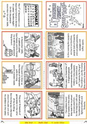 Bonfire Night Booklet