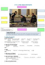 CSI - Picture description