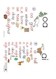 Marva Collins Phoneme Cards 37-45 of many