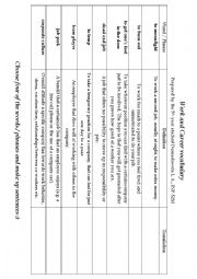English Worksheet: Jobs and career vocabulary