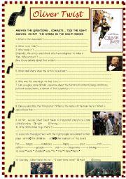 Oliver Twist: Polanski´s film 6 page full review, part 1