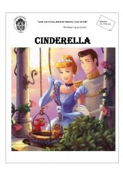Cinderella Play script (for primary school students)