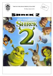 English Worksheet: Shrek 2 play script (easy to perform)