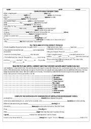 degree in english grammar pdf