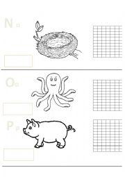 the alphabet 2
