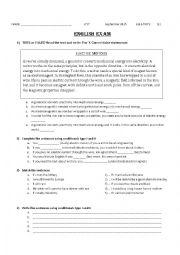 Mechanics Worksheet (1)