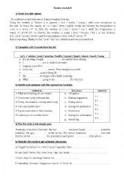 review module 4