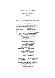 Theory of a deadman -  All or Nothing - Song