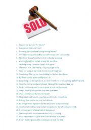 Grammar Auction
