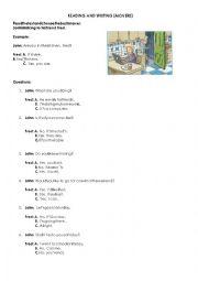 English Worksheet: Movers
