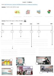 English Worksheet: I Bet you didn´t know prohibition (2)