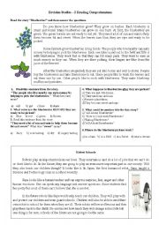Revision Studies 2 - Reading Comprehensions