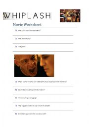 english worksheets using movies worksheets page 471. Black Bedroom Furniture Sets. Home Design Ideas