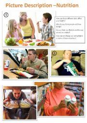 Picture Description - Nutrition