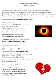 Total Eclipse of the Heart