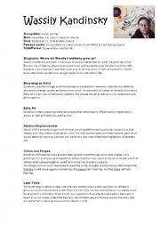 Kandinsky biography