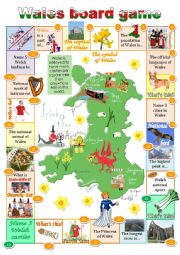 Wales board game