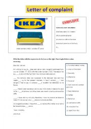 English worksheets: consumerism worksheets, page 4