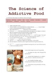 The Science of Addictive Food