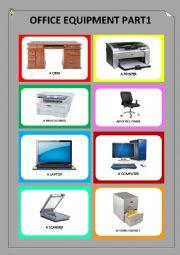Office equipment Part 1