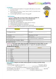 English Worksheet: global warming causes and effects