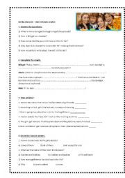 Extra English - Episode 3 Hector has a date - ESL worksheet by asiulhg
