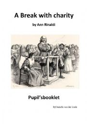 English Worksheet: A break with charity pupil�s booklet