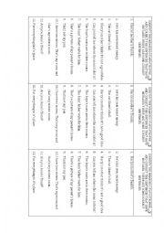 English Worksheet: apostrophe �s