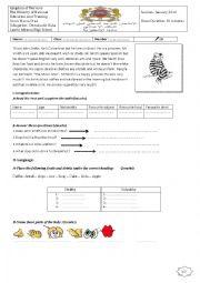 english worksheets body parts worksheets page 62. Black Bedroom Furniture Sets. Home Design Ideas