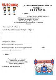 Electoral college worksheet pdf