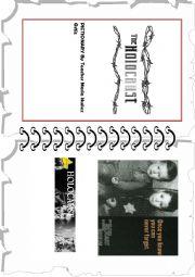 English Worksheet: Pictionary: The Holocaust