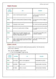 relative pronouns exercises pdf 4 eso esl freak marzo. Black Bedroom Furniture Sets. Home Design Ideas