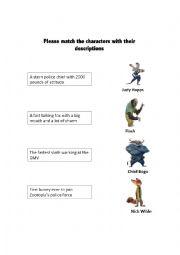 english worksheets the adjectives worksheets page 400. Black Bedroom Furniture Sets. Home Design Ideas
