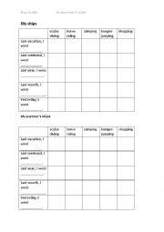 English Worksheet: So did I Battleship